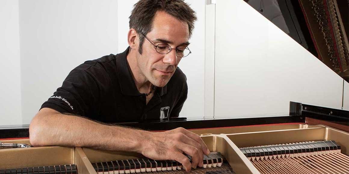Ulrich Osterland - Begutachtung von Klavieren Berlin