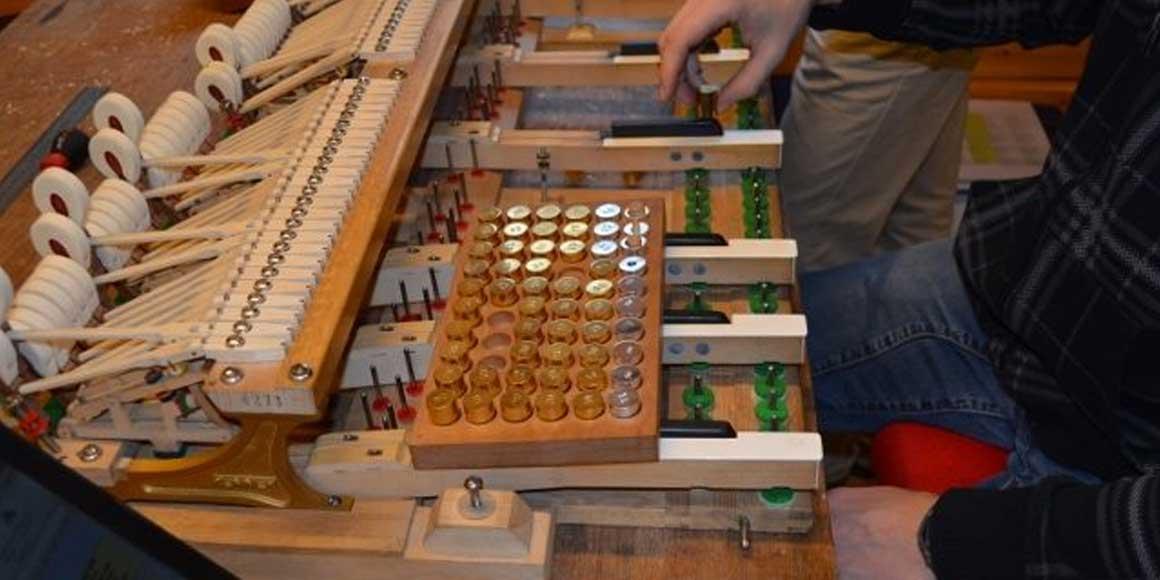 Klavier-Werkstatt | Piano-Osterland