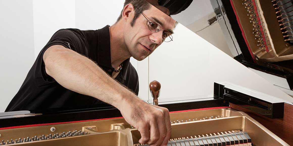 Ulrich Osterland - Klavierstimmer Berlin